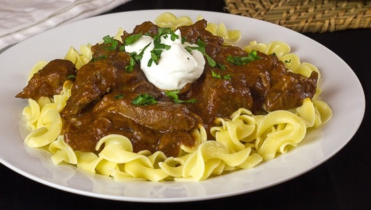 Katy's Kreek - Beef Goulash